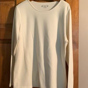 Thermal top shirt long sleeved. Nwot
